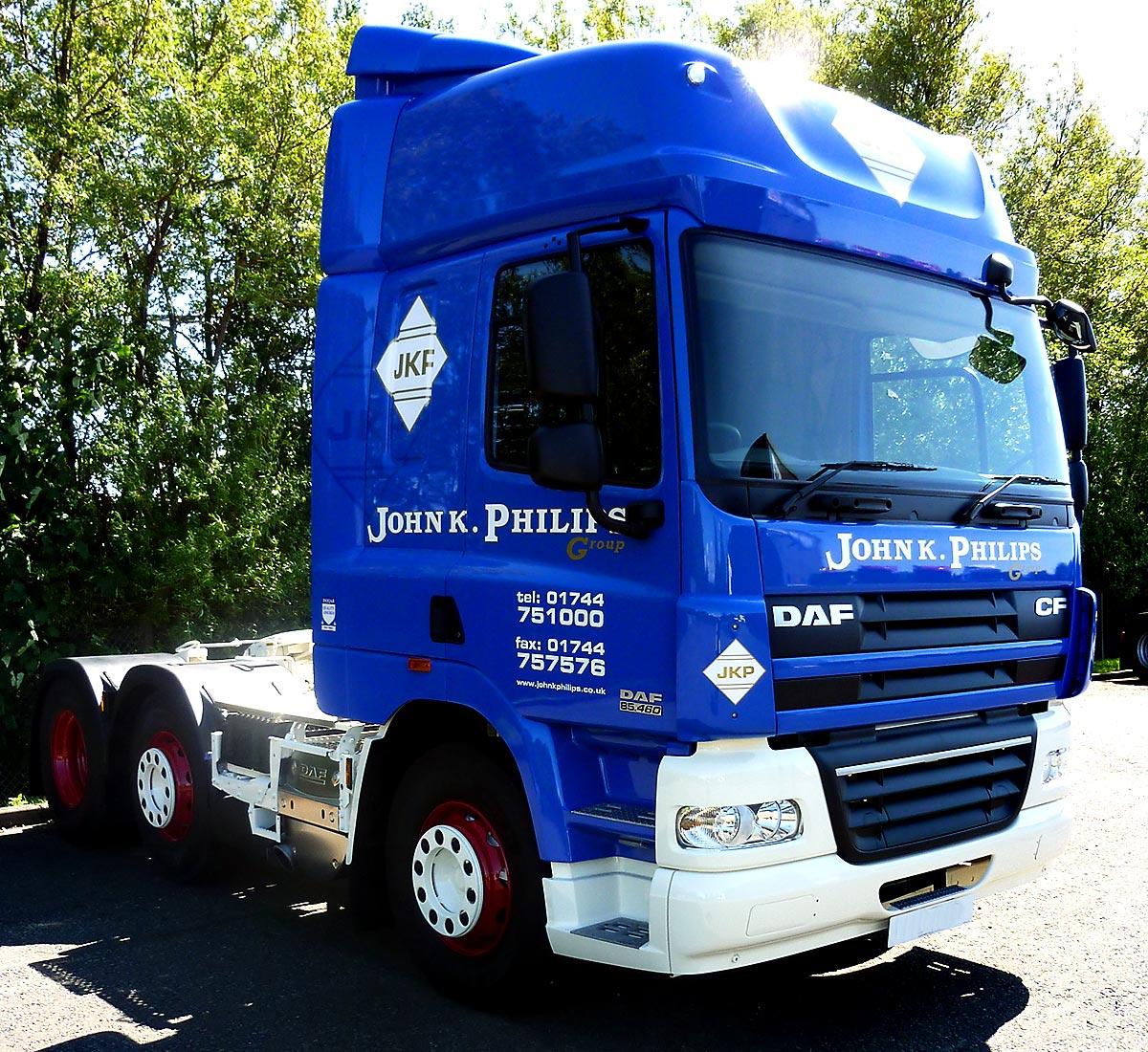 JKP-Tractor
