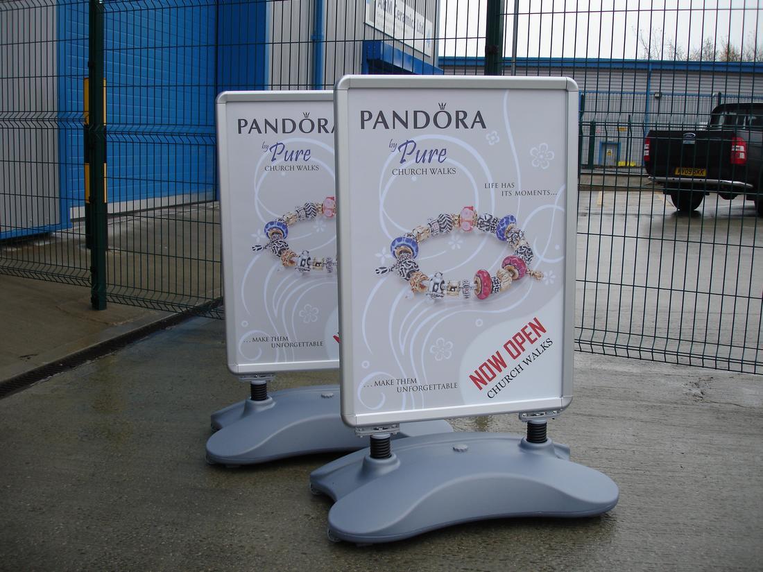Pandora A Board