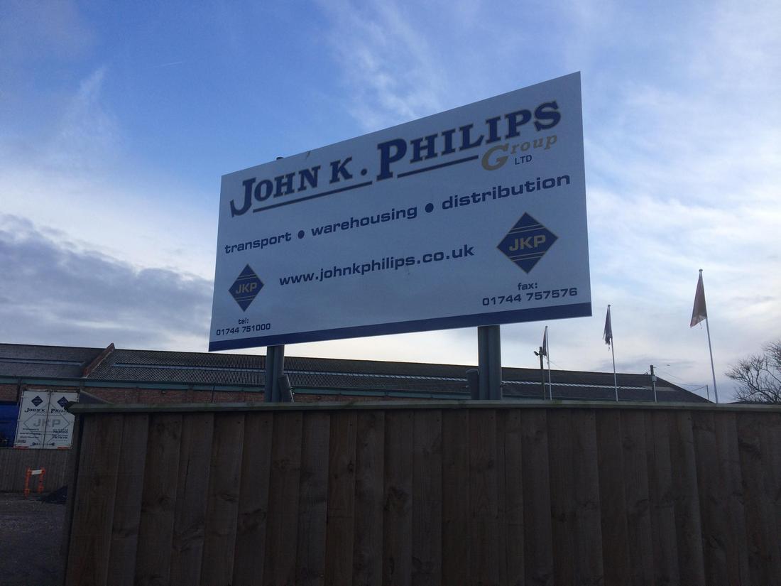 John.K Philips SIgn