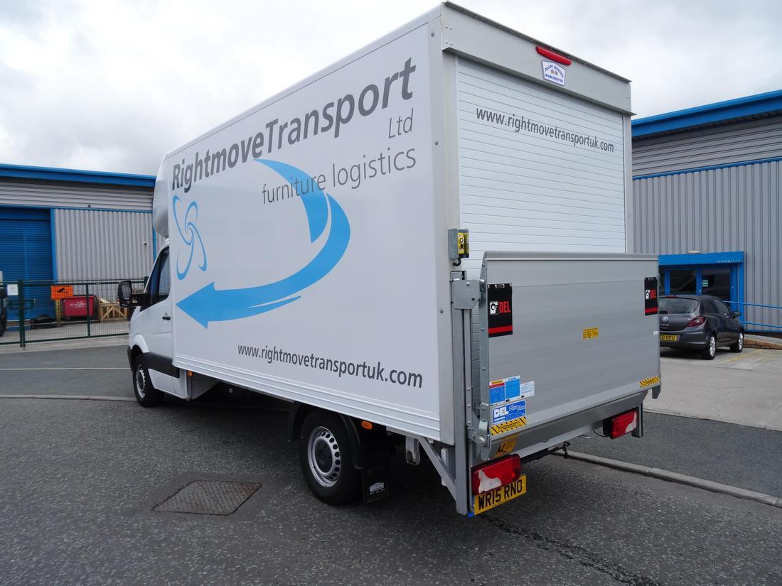 Rightmove Transport Ltd