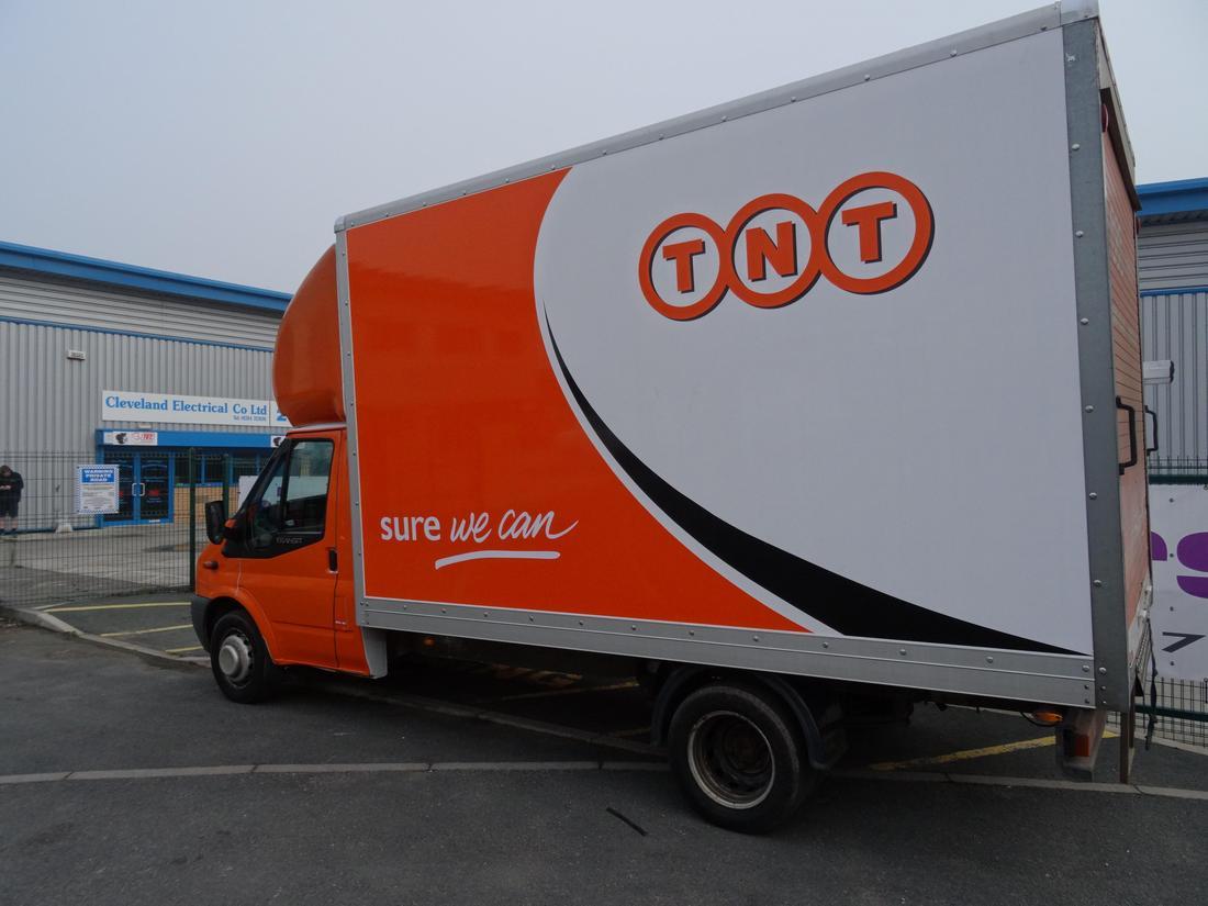 TNT Van